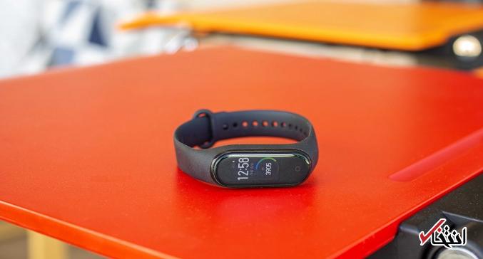 دستبند هوشمند «می بند5» شیائومی خارج از بازار چین از NFC پشتیبانی می کند