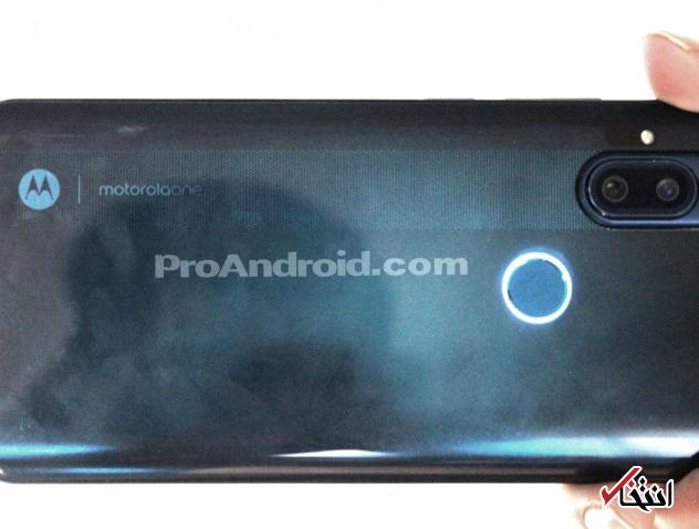 موتورولا نخستین گوشی دارای دوربین سلفی پاپ آپ خود را رونمایی کرد