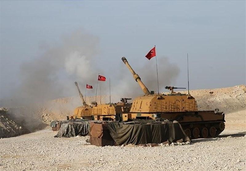 آغاز عملیات ترکیه در شمال سوریه