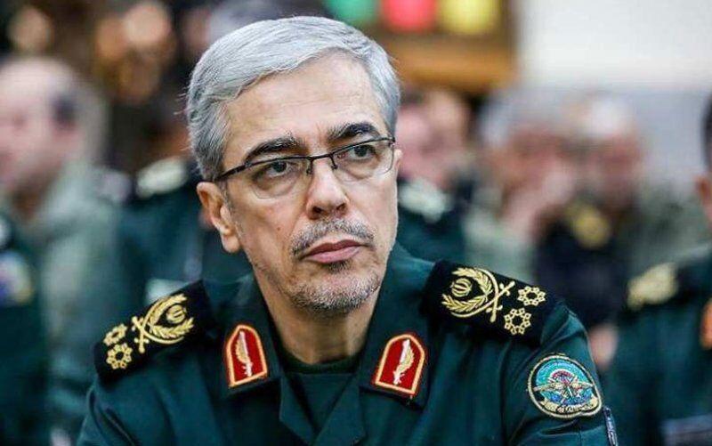 سرلشکر باقری: امنیت تهران پایدار و با ثبات است