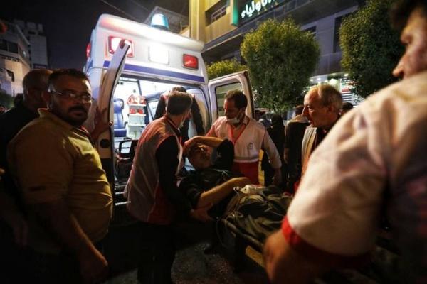 مصدومیت ۲۳ زائر ایرانی در تصادف ون و مینیبوس در ۶۰ کیلومتری نجف اشرف + اسامی مصدومان