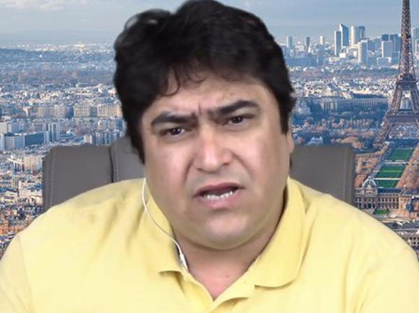 سپاه: «روح الله زم» سرشبکه سایت آمدنیوز دستگیر شد
