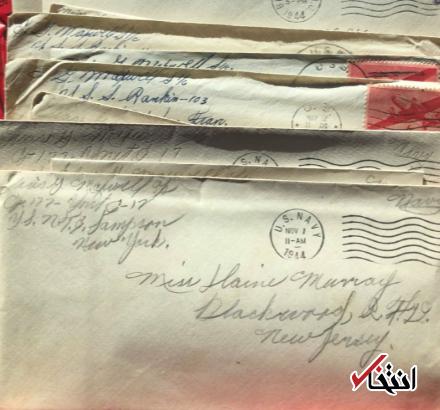 رمزگشایی جالب از نامه های عاشقانه جنگ جهانی دوم
