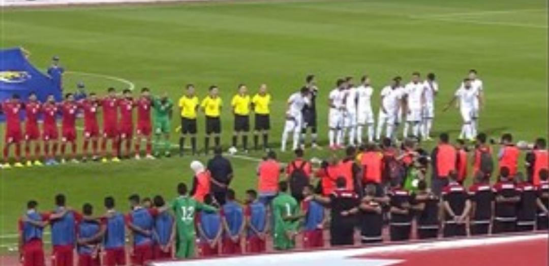 اعتراض ایران به فیفا به دلیل اهانت به سرود ملی ایران در بازی مقابل بحرین