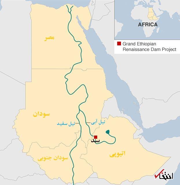 افشاگر مصری: آب نیل را به اسراییل میفروشند