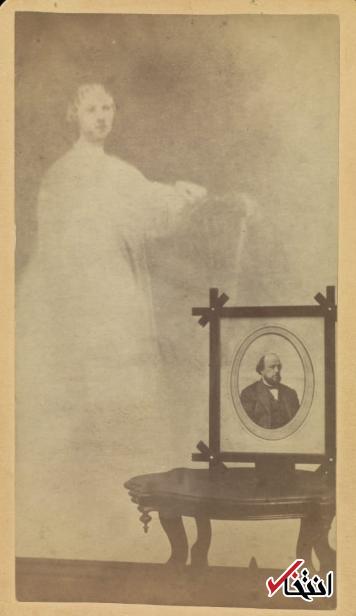 ماجرای عجیب عکاس قرن نوزدهم که ارواح را در عکسها ظاهر می کرد
