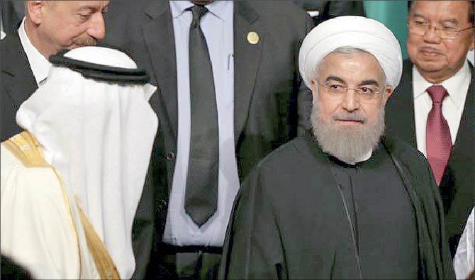 ایران و عربستان سعودی روی خط مذاکره