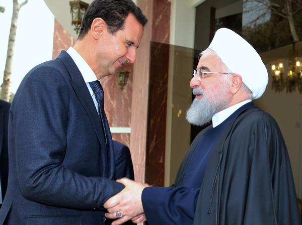 آیا ترامپ شمال سوریه را دودستی تقدیم ایران کرد؟