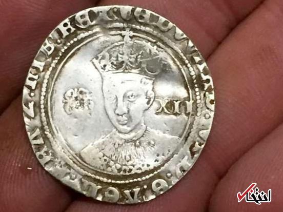 گم شدن حلقه عروسی منجر به کشف تصادفی تعداد زیادی سکه طلای قدیمی شد