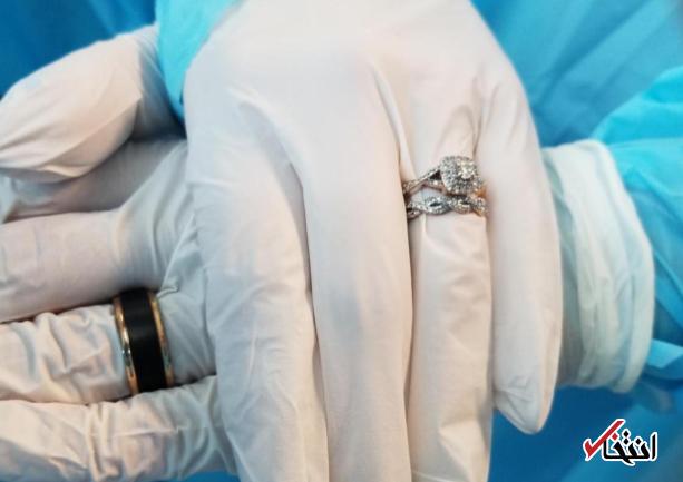 برگزاری مراسم ازدواج در بیمارستان به علت بیماری پدر داماد+ تصاویر