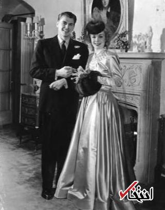 5 تصویر به یاد ماندنی از مراسم ازدواج ستارگان هالیوودی
