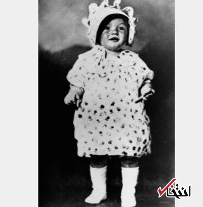 8 تصویر کمیاب از «مرلین مونرو» / از کودکی تا دوران اوج بازیگری