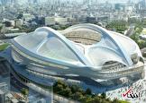 طراحی خیره کننده استادیوم المپیک توکیو برای مبارزه با گرما / از 185 پنکه بزرگ تا سایبان های چوبی غول آسا