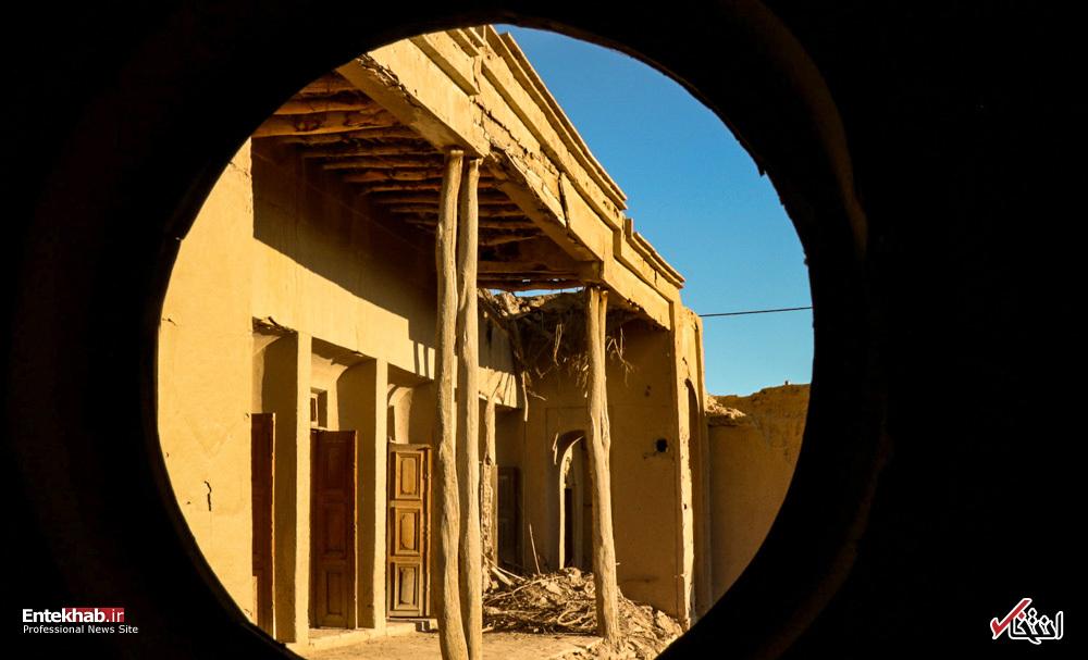 تصاویر : خانه تاریخی شهید مدرس در آستانه ویرانی
