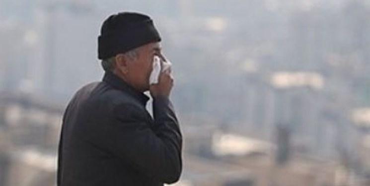 انتشار مجدد بوی نامطبوع در پایتخت!
