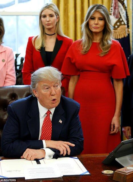 تازههایی از زندگی آقا و خانم ترامپ؛ ملانیا و دونالد جدا از هم میخوابند