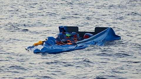 واژگونی قایق مهاجران در آبهای موریتانی / ۵۷ تن کشته شدند
