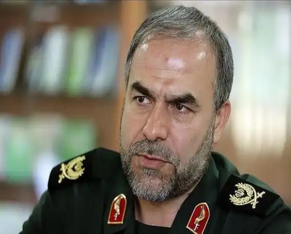 معاون سیاسی سپاه: ابعاد اغتشاشات اخیر از فتنه 88 و 96 گستردهتر بود/ در استان اصفهان 110 نقطه درگیری بود