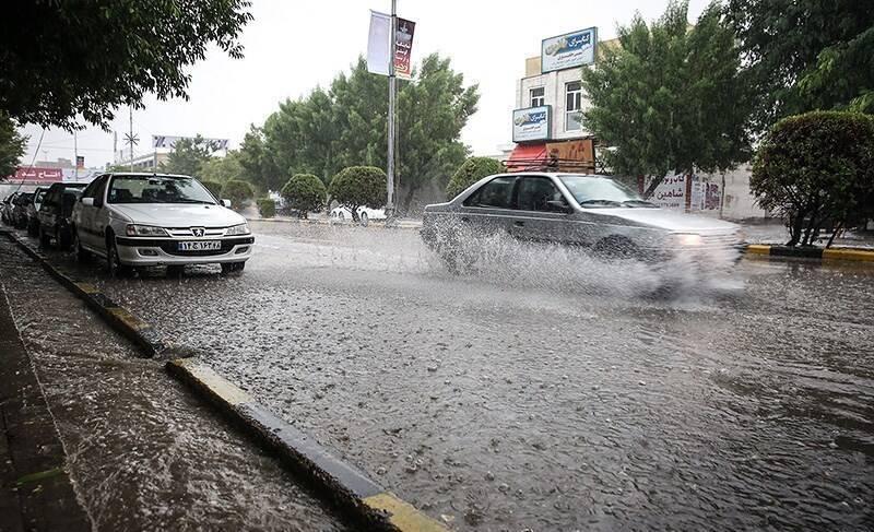 هشدار قرمز هواشناسی : وضعیت آب وهوای استانهای کشور در روزهای آینده