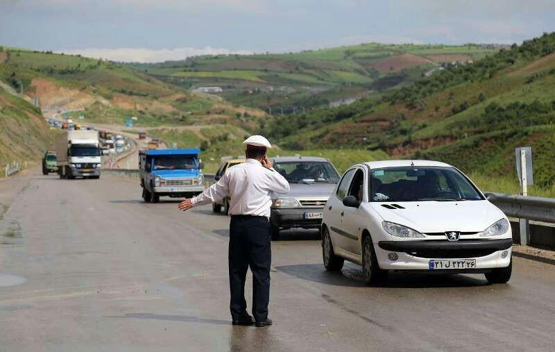 افزایش ۱۱.۵ درصدی تردد جاده ای در شبانه روز (day) گذشته