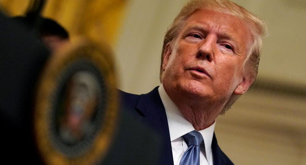 ترامپ: چین و ایران منتظر شکست من در انتخابات هستند / آنها دوست دارند با بایدن مذاکره کنند