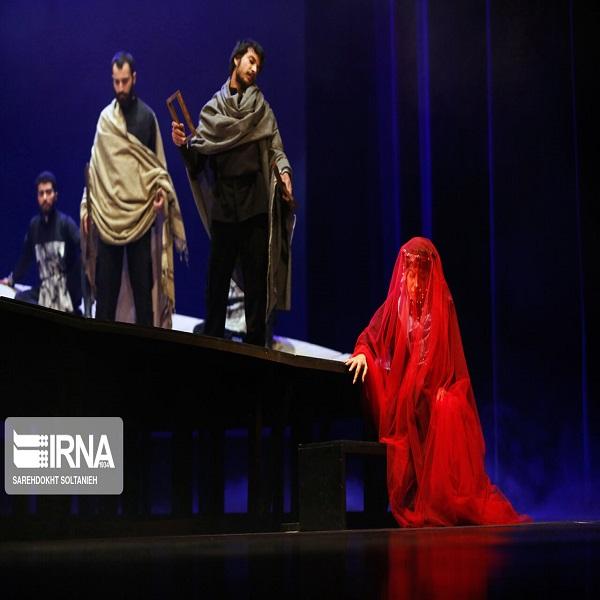 تصاویر: پشت صحنه تئاتر «سرباز»