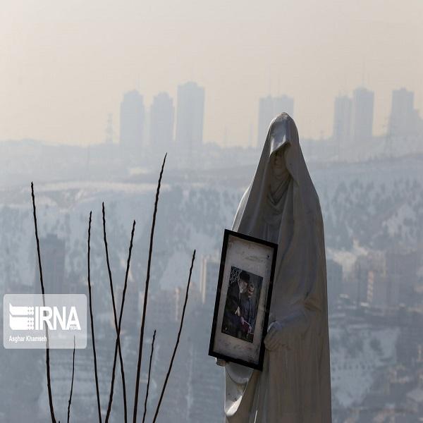 تصاویر: آلودگی هوا در روزهای کرونایی