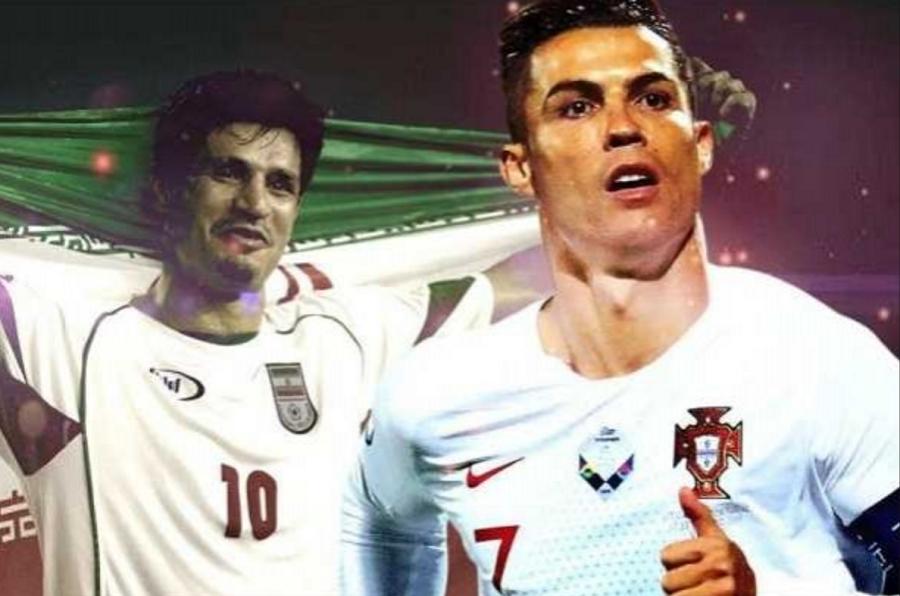 سوال توییتر فیفا از کاربران خود: علی دایی یا کریستیانو رونالدو؟ / کدامیک میتواند به سال ۲۰۲۱ به عنوان برترین گلزن جهان پایان دهد؟