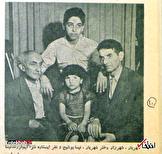 ناگفته های محیط طباطبایی از نیما یوشیج