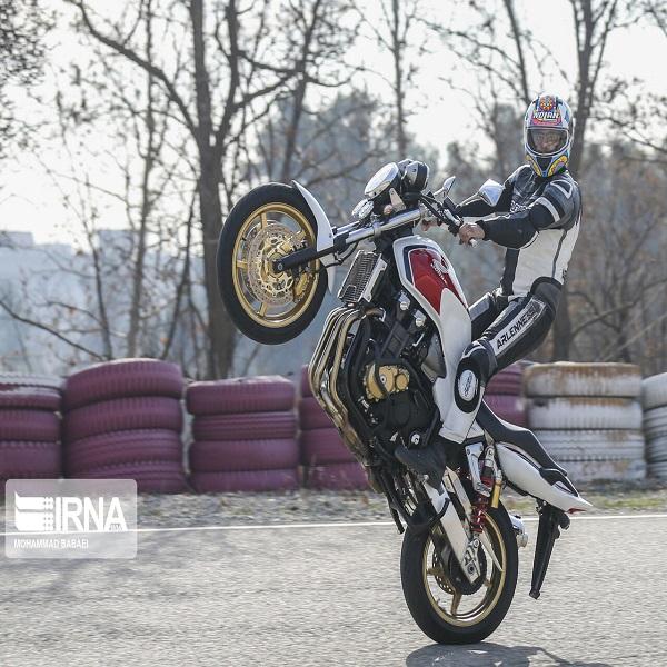 تصاویر: مسابقات موتورسواری سرعت دستجات آزاد کشور