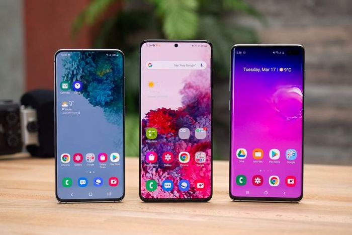 قیمت انواع گوشی موبایل، امروز ۱۵ دی ۹۹