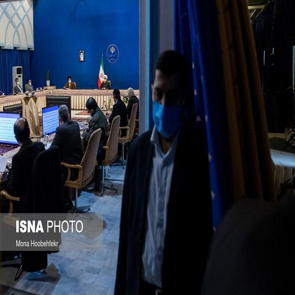 تصاویر: جلسه شورای عالی فضای مجازی