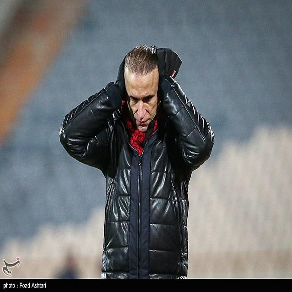 تصاویر: دیدار تیمهای فوتبال پرسپولیس و سپاهان