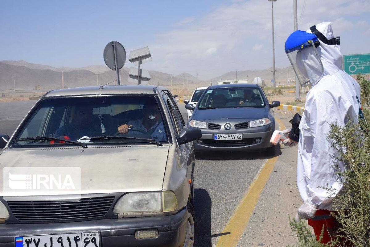 تشدید سختگیری در کارت تردد خودرویی، جاده کندوان را خلوت کرد