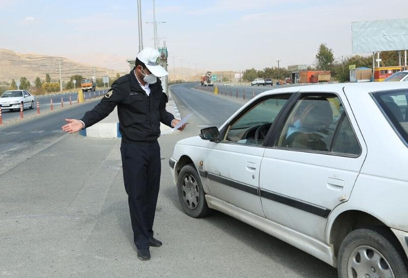 فرمانداری تهران: سامانه مجوز تردد از ساعت ۱۴ تا ۱۸ فعال است