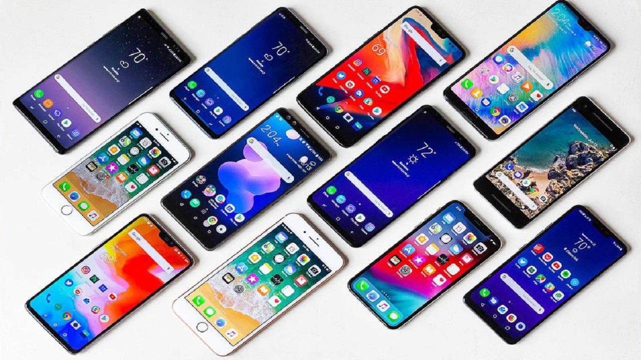 قیمت انواع گوشی موبایل، امروز ۱۸ دی ۹۹