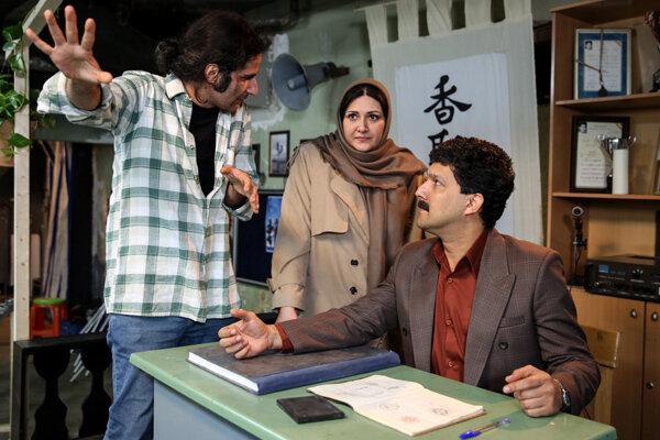 روایت کارگردان «گیجگاه» از انتخاب جمشید هاشمپور و حامد بهداد