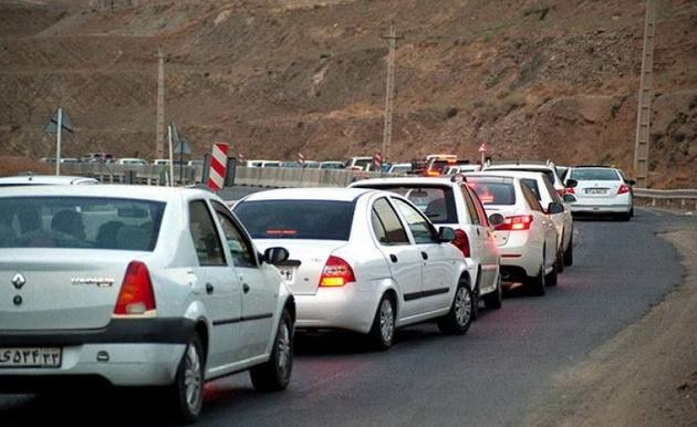 وضعیت جادهها و راهها، امروز ۲۰ دی ۹۹ / ترافیک نیمه سنگین در ۳ جاده و انسداد برخی از مسیرها