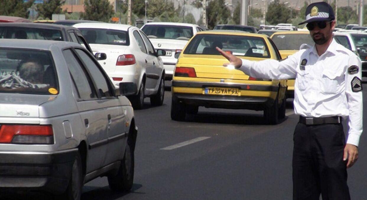 جریمه ۱۴۰ هزار خودرو به دلیل تخلفات کرونایی در روزهای پنجشنبه و جمعه