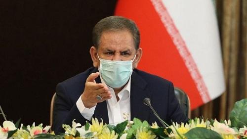 اسحاق جهانگیری:  شهرفروشی در تهران متوقف شدهاست