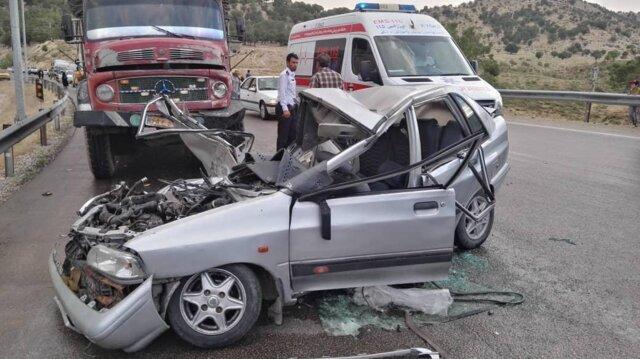 جوانان عامل ۶۰ درصد تصادفات درون شهری خراسان جنوبی هستند