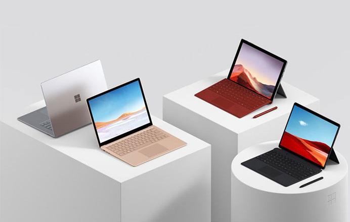 قیمت انواع لپ تاپ، امروز ۲۰ دی ۹۹
