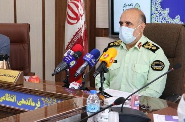 انتقاد فرمانده انتظامی تهران بزرگ از انتشار برخی کلیپ های سرقت و درگیری اراذل: سعی در برهم زدن آرامش روانی مردم دارند