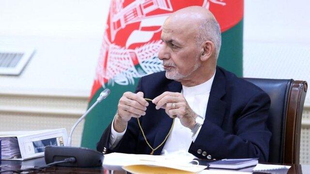 اشرف غنی: تحریمهای آمریکا روابط افغانستان با ایران را تحتالشعاع قرار داده