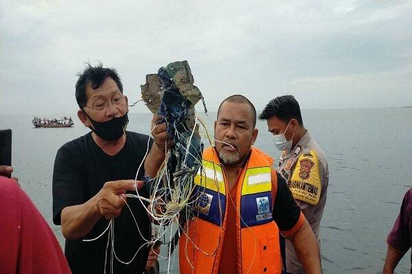 جزییات سقوط هواپیمای مسافربری در شمال جاکارتا / مقام اندونزیایی: در این پرواز ۶۵ نفر حضور داشتند