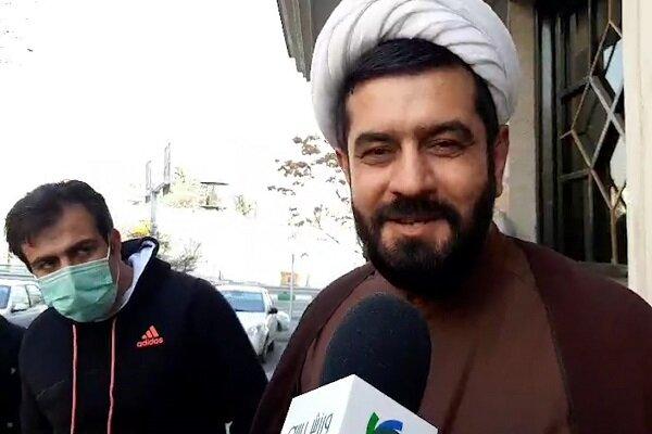 یک روحانی نامزد ریاست فدراسیون فوتبال / سابقه ورزشی؛ نگارش کتاب فوتبالیستهای آسمانی