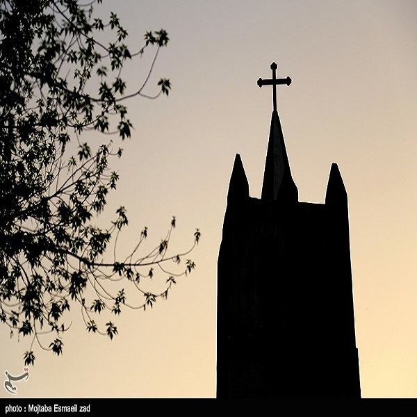 تصاویر: کلیسای حضرت مریم (س) - ارومیه