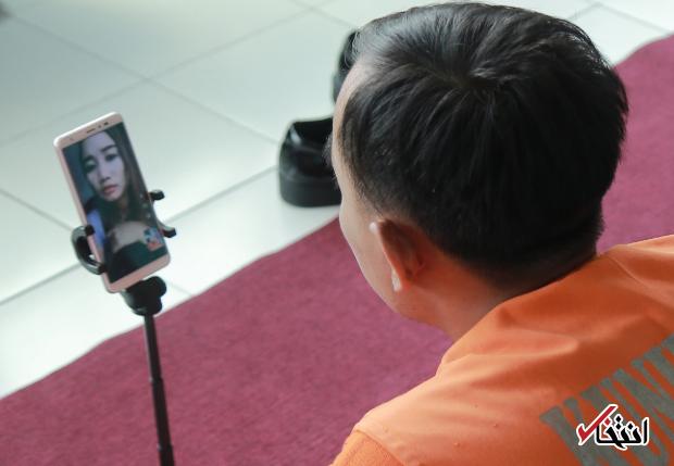 زندانیان با اپلیکیشن زوم با خانوادههای خود ارتباط برقرار میکنند