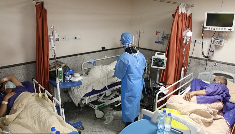 شمار مبتلایان کرونا در ایران از مرز ۱۰۰ هزار تن گذشت / مجموع جانباختگان ۶۴۱۸ نفر / بهبودیافتگان ۸۱۵۸۷ نفر / ۲۷۳۵ تن در وضعیت شدید این بیماری قرار دارند