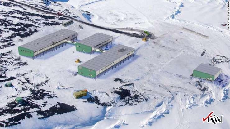 آیا قطب جنوب امنترین نقطه جهان در برابر ابتلا کرونا است؟